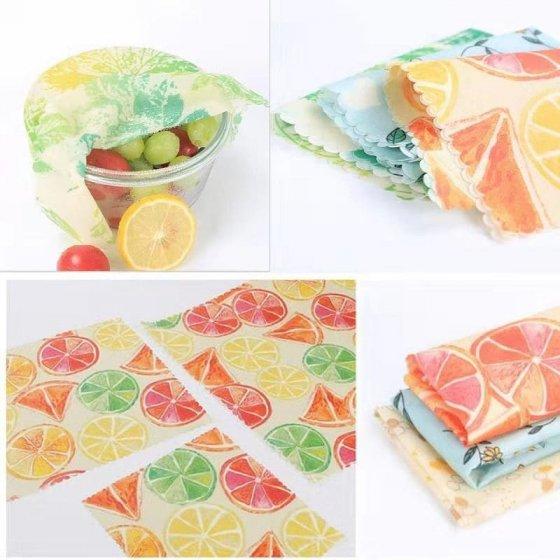 Wrap cera (Cada pack 3 tamanhos)